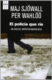 policía que ríe - Martin Beck