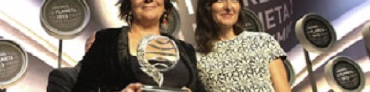 ¡Premio Planeta 2013 para «El cielo ha vuelto»!