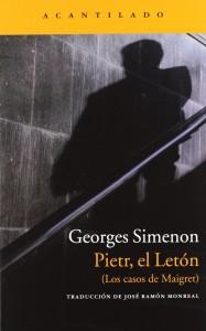 Pietr el letón (Maigret)