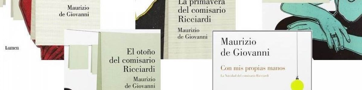 """¡""""Me llamo Ricciardi y veo a los muertos""""!"""