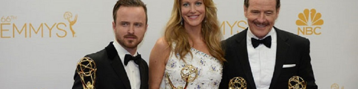 ¡Breaking Bad reina en los Emmy!