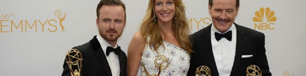 ¡Breaking Bad reina en los Emmy!