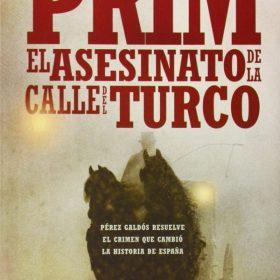 libro Prim, el asesinato