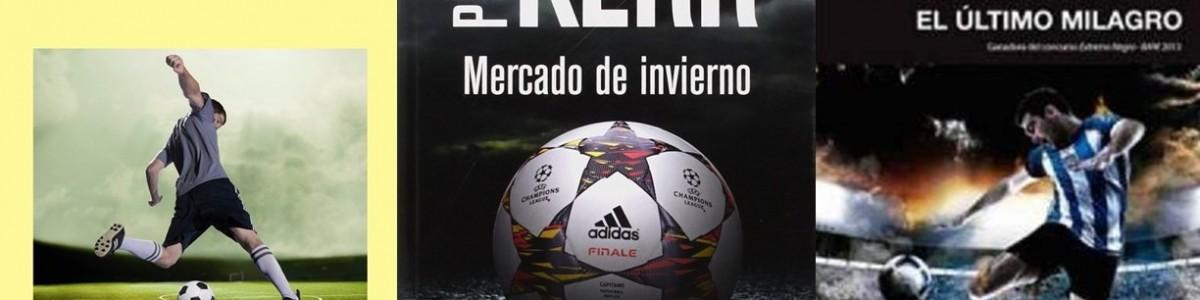 ¡Futbol, crimen y novela negra!