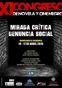XI Congreso Novela y Cine Negro