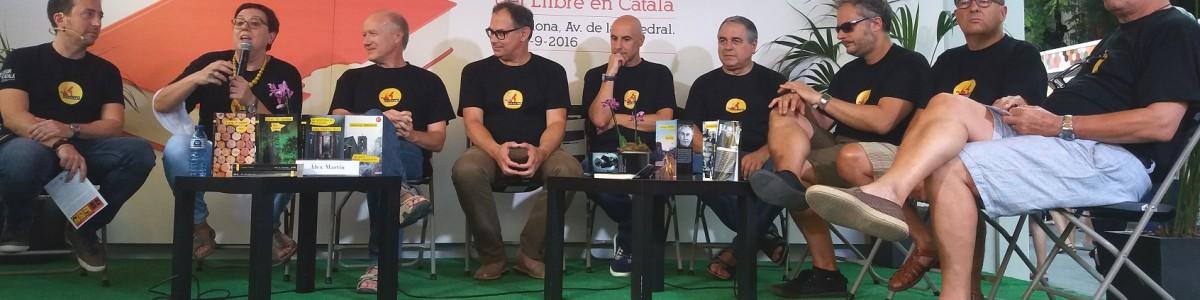 ¡Sábado negro en la 34ª Setmana del Llibre en Català!