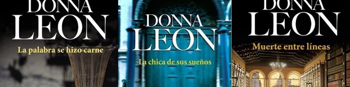 ¡Donna Leon, reina del crimen!