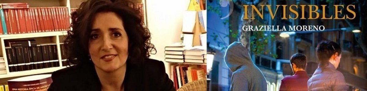 """¡Descubramos """"Invisibles"""" con Graziella Moreno!"""
