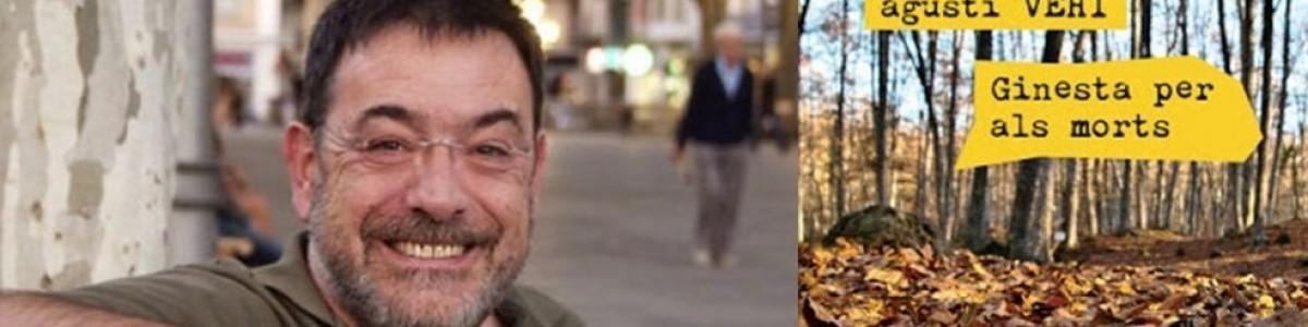 ¡Agustí Vehí, L'Empordà y la novela negra!