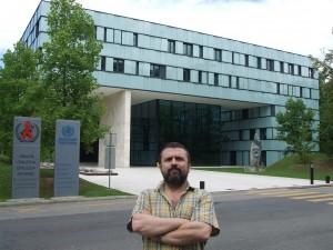 Jordi Pijoan-López, ONUSIDA