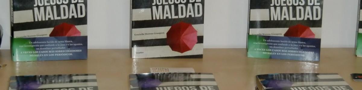 ¡Barra/Llibre con Juegos de Maldad!