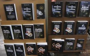 Libros Orilla negra