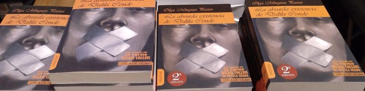 ¡»La absurda existencia de Dalila Conde»: ya tenemos ganadora!