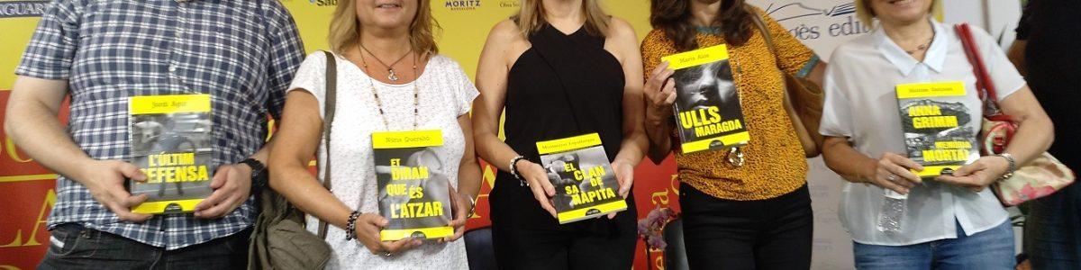 ¡La Tarda Negra en la 36a Setmana del Llibre en Català!