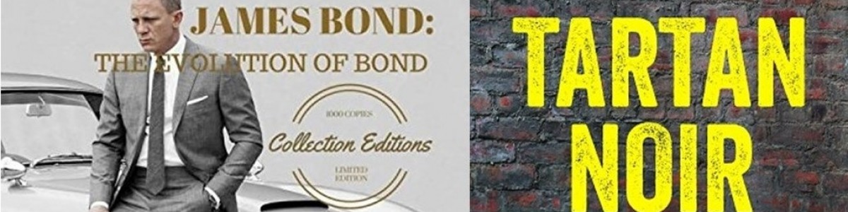 ¡James Bond en Marginalia 86!