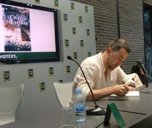 Pere Cervantes firmas