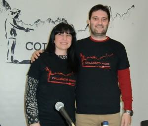 Ramona y Marc Moreno