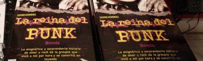 Reina punk libros