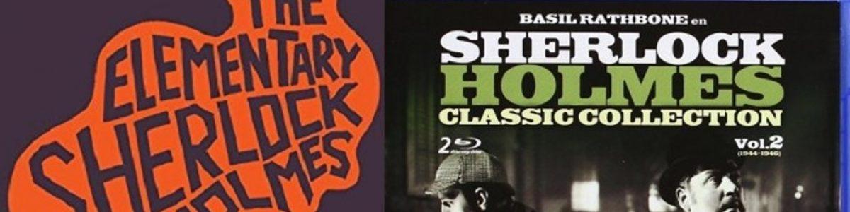 ¡Sherlock Holmes en septiembre 2018!