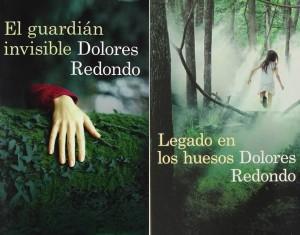 Sorteo libros Dolores Redondo