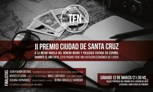 PREMIO Ciudad Santa Cruz 16