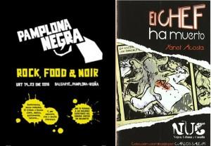 Pamplona Negra 2016 Blog