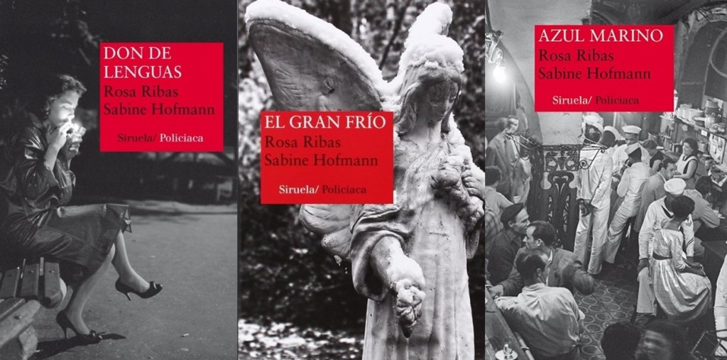 Rosa Ribas - Sabine H. trilogía