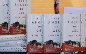 Toni Hill - libros