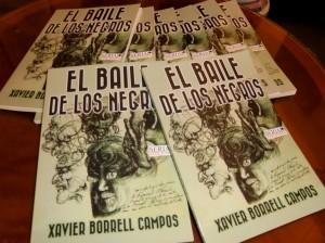 llibres Baile negros